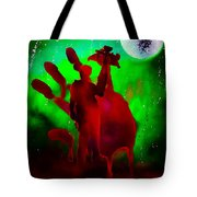 Walking Dead Daryle Tote Bag