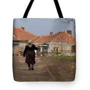 Walking Home  Tote Bag