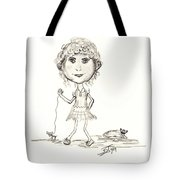 Sydney And Indy Tote Bag