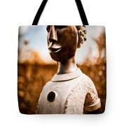 Walking On By Tote Bag