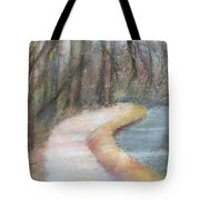 Walking The C And O Canal Tote Bag
