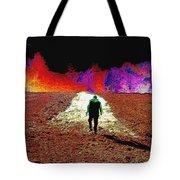 Walking Rocky's Field Tote Bag
