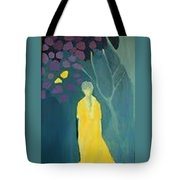 Walking The Grief Path Tote Bag