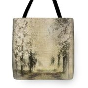 Walking Through A Dream IIi Tote Bag