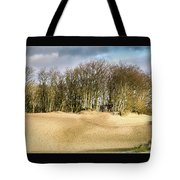 Walking To The Trees Tote Bag