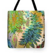 Walking With The Forest Spirits Part 2 Tote Bag