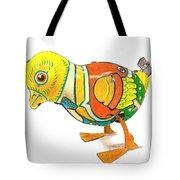 Walkingbird Tote Bag