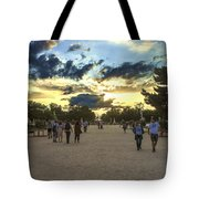 Walkout Tote Bag by Milan Mirkovic
