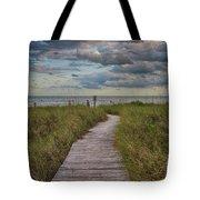 Walkway To The Beach Tote Bag