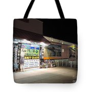 Walkway To The Past Tote Bag