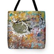 Wall Abstract 196 Tote Bag