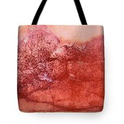 Wall As Mountain Landscape Tote Bag