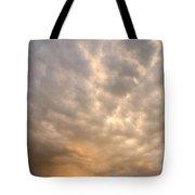 Wall Cloud Tote Bag