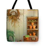 Wall Flower Studio Tote Bag