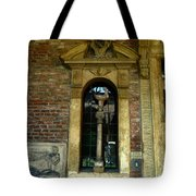 Wall Shrine Tote Bag