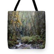 Wallace River Tote Bag