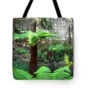 Walled Garden Tote Bag