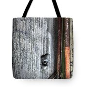 Walled Pipes Tote Bag