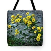 Wallflower Ain't So Bad Tote Bag