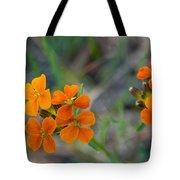 Wallflower Wildflower Tote Bag
