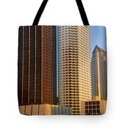 Walls Of Commerce Tote Bag