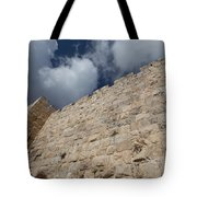 Walls Of Jerusalem Tote Bag
