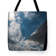 Walls Of Reflection Tote Bag