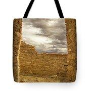 Walls Of Time Tote Bag
