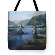 Wallula Gap October Tote Bag