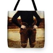 Wally Butts Tote Bag