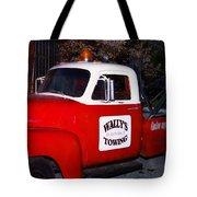 Wallys Service Truck Tote Bag