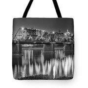Walnut Street Bridge And Capitol Tote Bag
