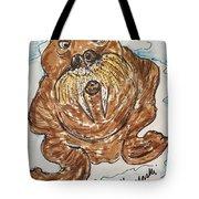 Walrus  Tote Bag