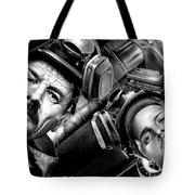 Walt And Jesse Super Lab Tote Bag