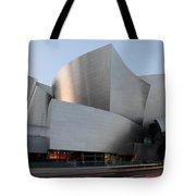 Walt Disney Concert Hall 17 Tote Bag