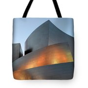 Walt Disney Concert Hall 19 Tote Bag