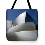 Walt Disney Concert Hall 45 Tote Bag