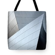 Walt Disney Concert Hall 9 Tote Bag