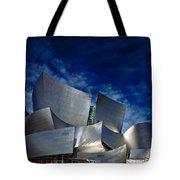 Walt Disney Concert Hall Tote Bag