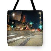 Walt Disney Concert Hall - Los Angeles Art Tote Bag