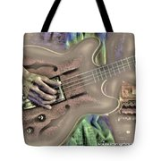 Walter Parks Plays - Study #2 Tote Bag