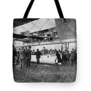 Walter Wellman (1858-1934) Tote Bag