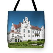 Wanas Castle Front Tote Bag