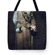 Wanderer H 1870 88h54 Am Gtg Vasily Perov Tote Bag