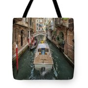 Wandering The Beautiful Venice Canals Tote Bag