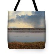 Wando River Landscape Tote Bag