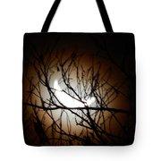 Waning Crescent Moon 2 Tote Bag
