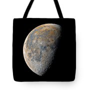 Waning Gibbous Moon / Day 21 Tote Bag