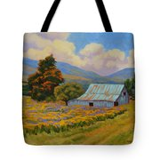 Waning Summer Tote Bag
