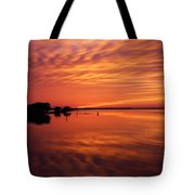 Waning West Tote Bag